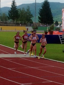 European Cup 10,000m Challenge June 2013 - Team Silver