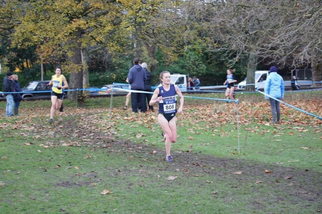 British Athletics Cross Challenge - Liverpool 2013