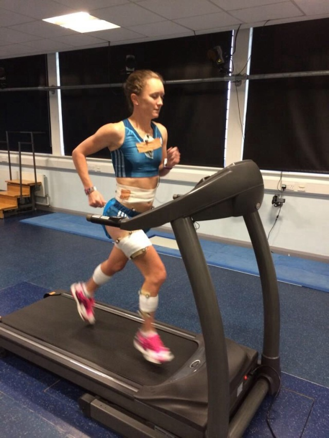 Biomechanical assessment at Salford University